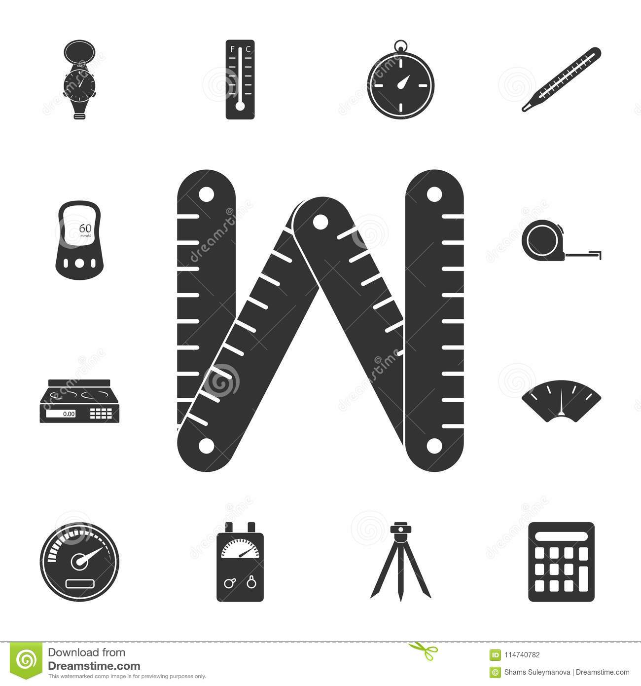 Magnificent Ohmmeter Symbol Inspiration - Simple Wiring Diagram ...