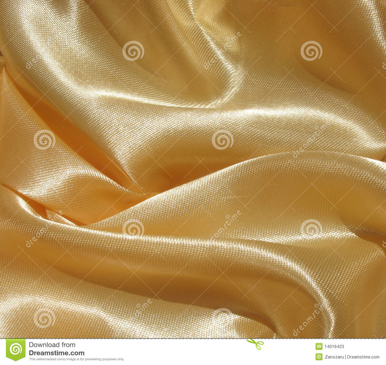 The Folds Of Silk Fabric Stock Photos - Image: 14016423