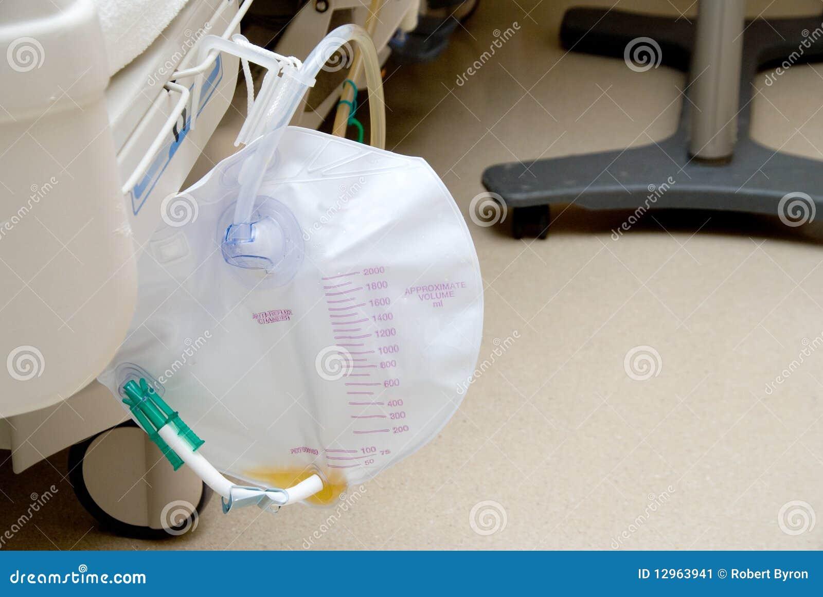 u bag urine collection instructions