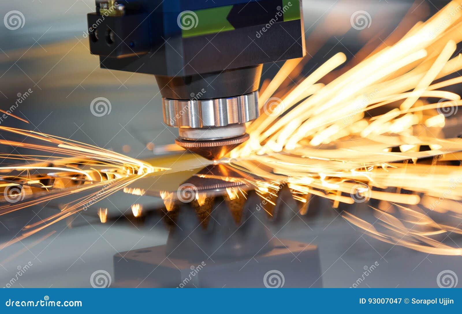 Folha de metal da soldadura do laser do CNC da elevada precisão