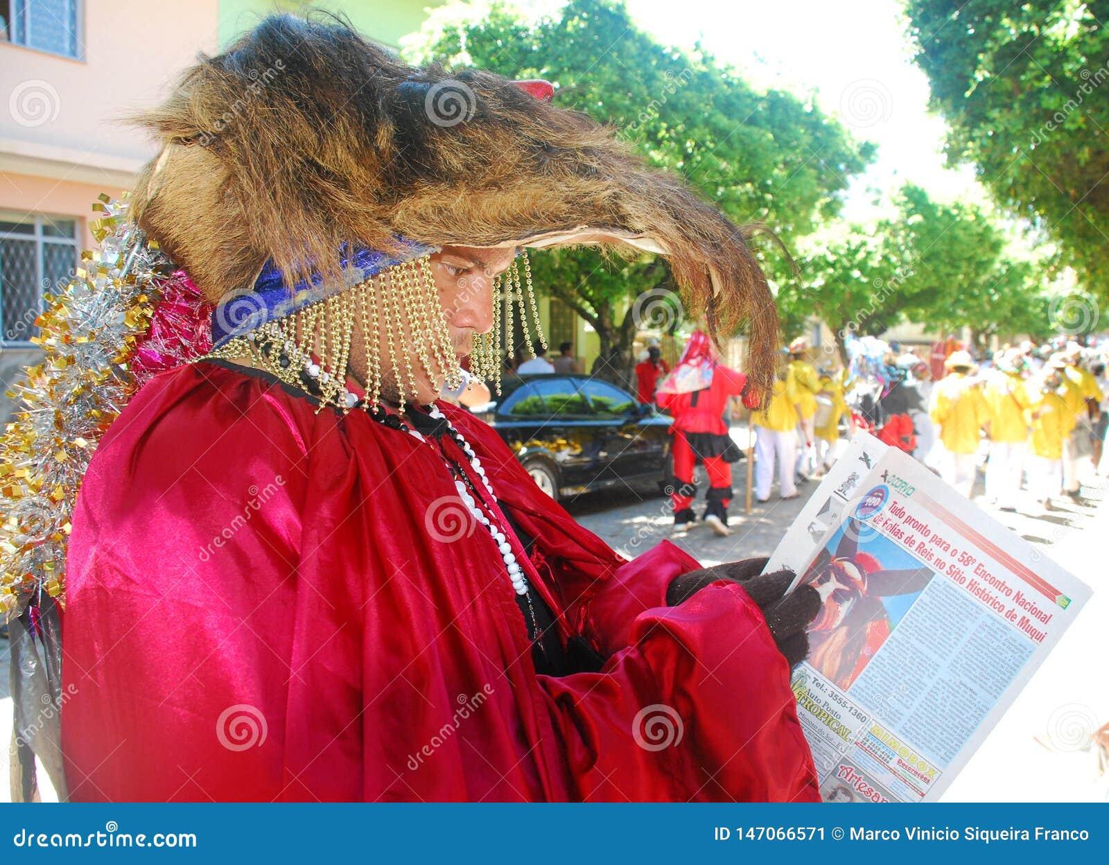 Folia De Reis w Brazil_07
