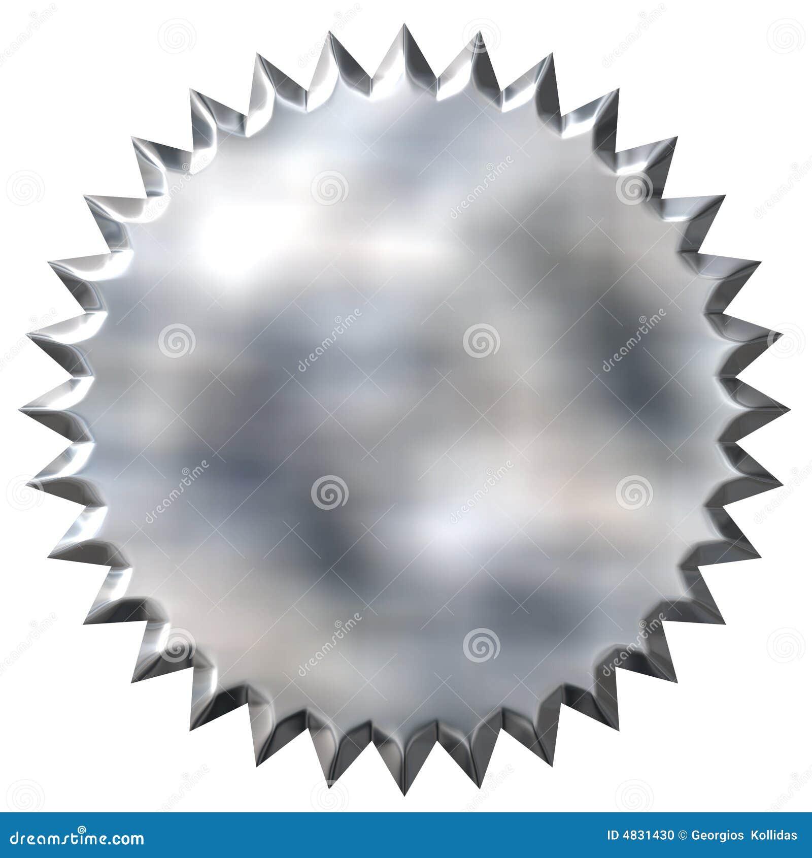 Folien-Dichtung des Zinn-3D