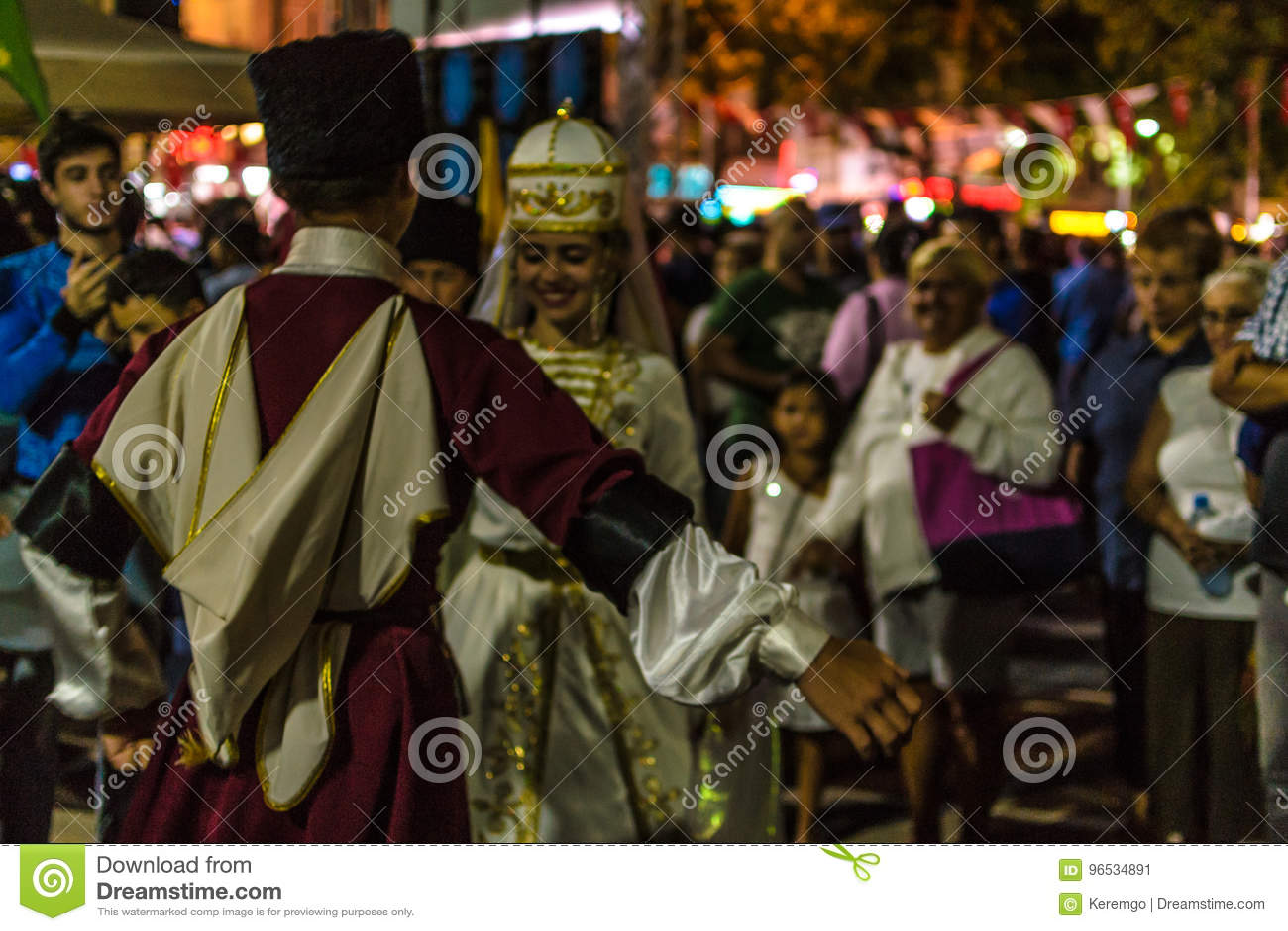 Folk Dance And Music Festival