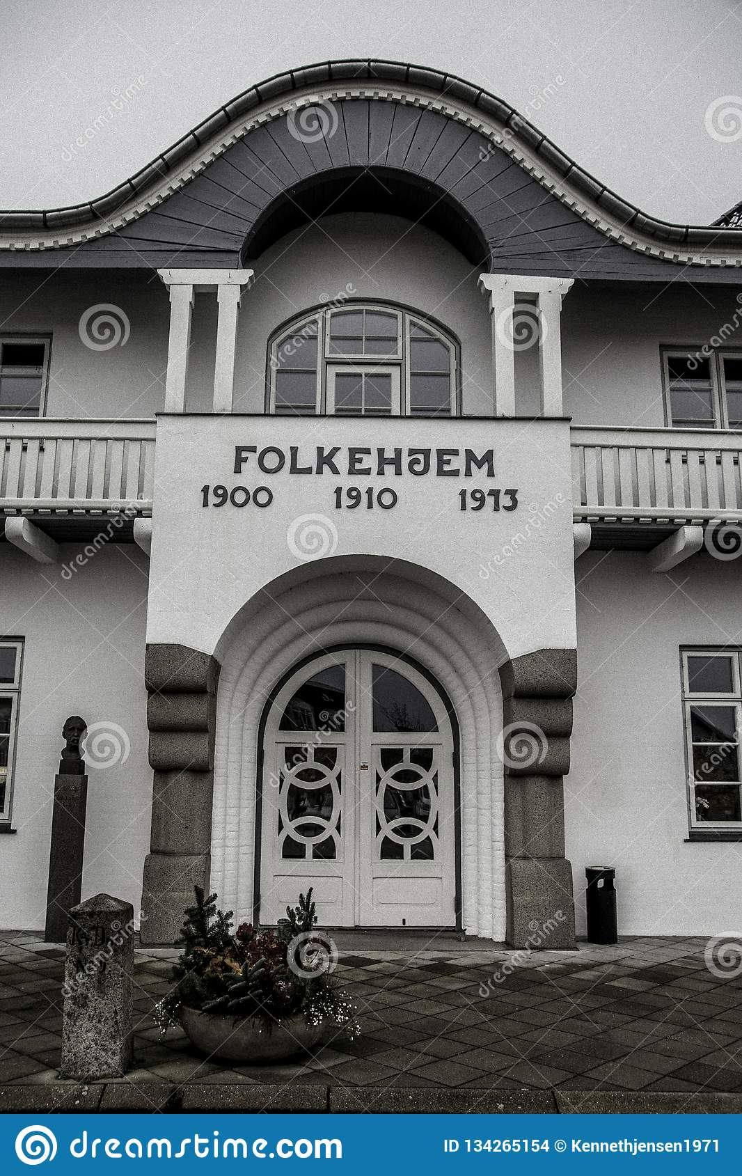 Folkehjem in Aabenraa