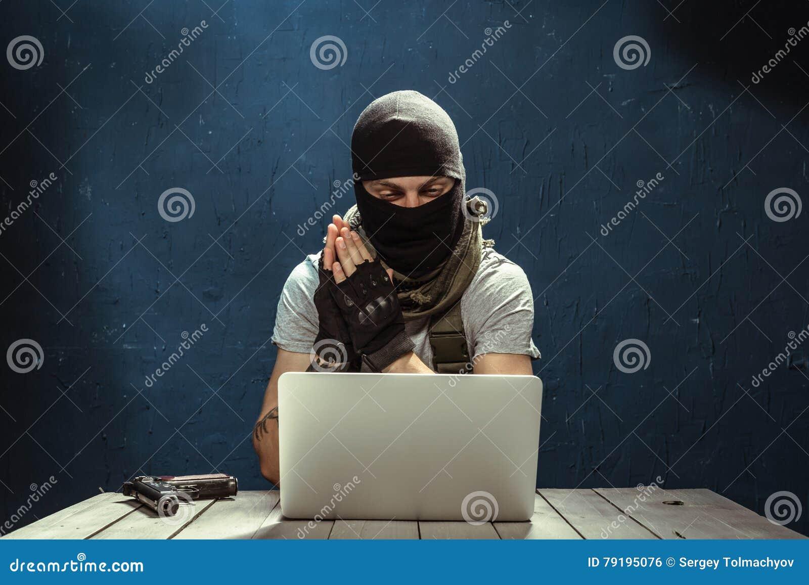 Fonctionnement de terroriste