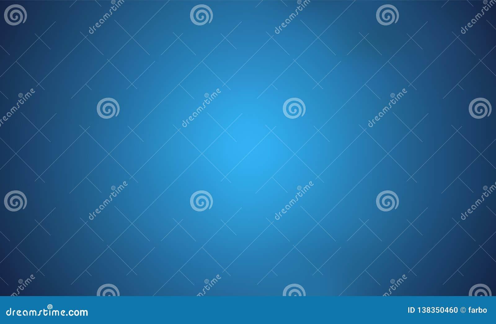 Fond à La Mode Bleu Clair De Gradient De Large écran