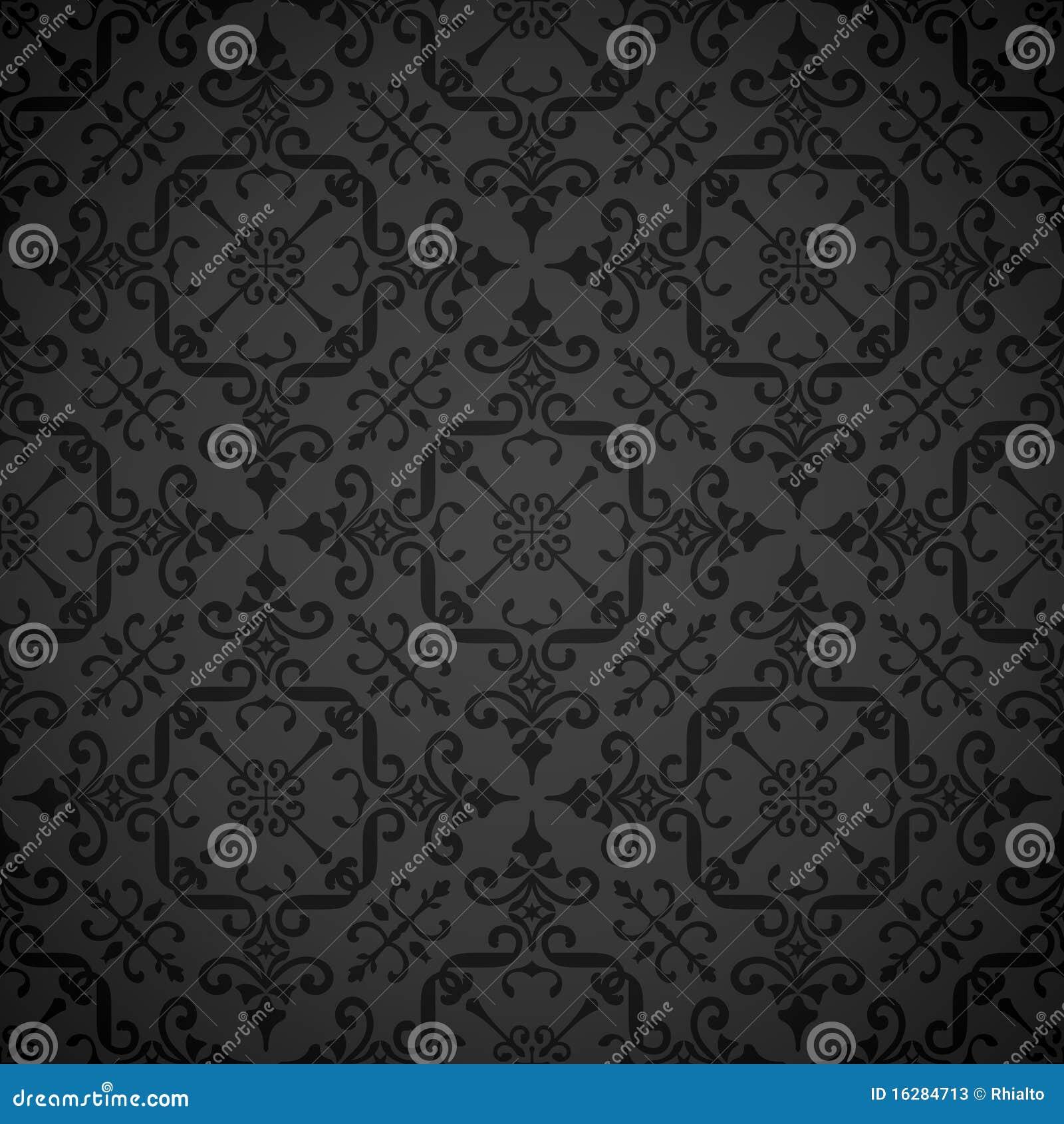 fond l gant fleuri sans joint de papier peint photos. Black Bedroom Furniture Sets. Home Design Ideas