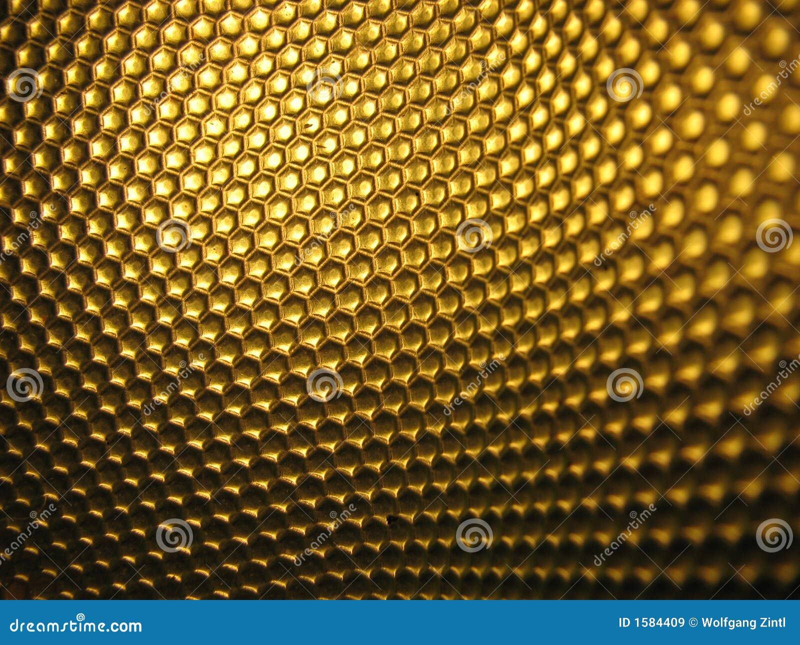Fond 2 de ruche d abeille