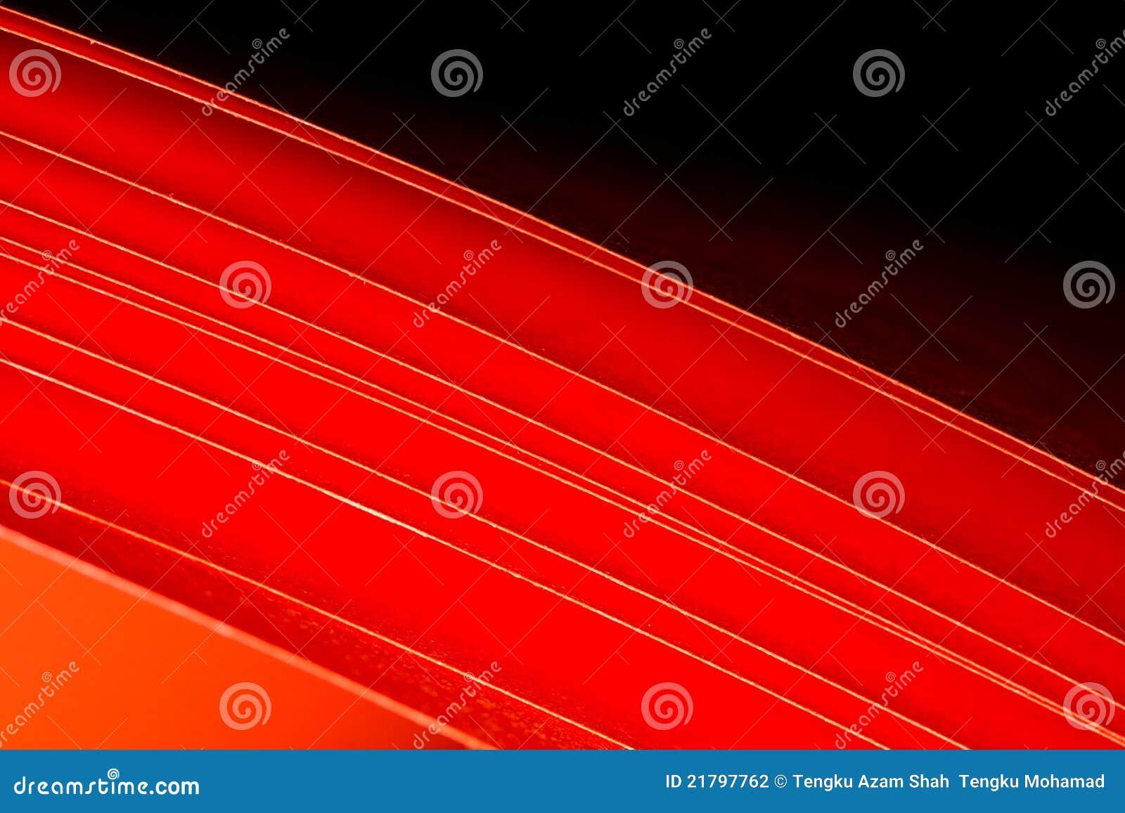 Fond A4 Abstrait De Papier Rouge Photo Stock Image Du Document