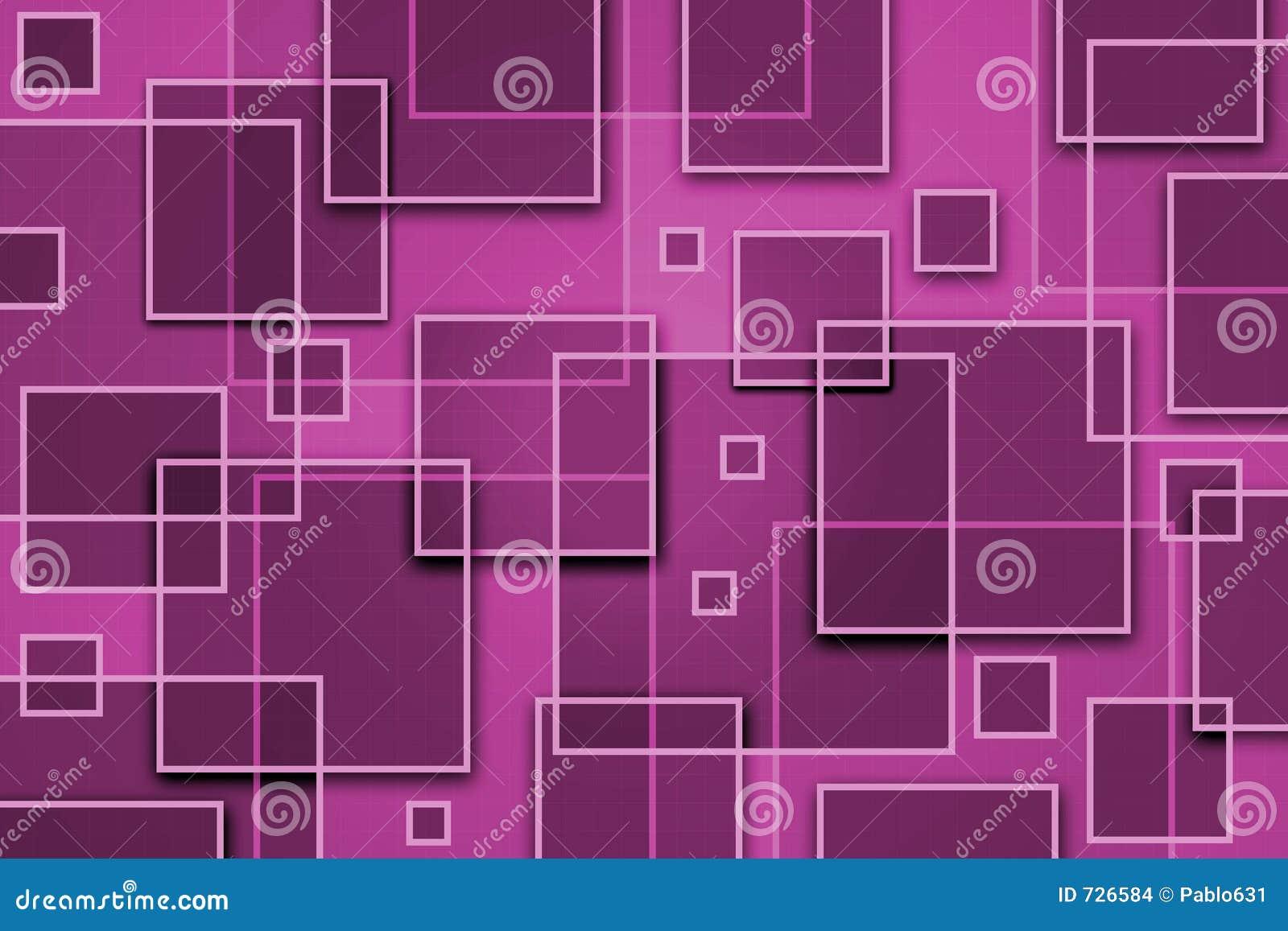 Fond abstrait carré