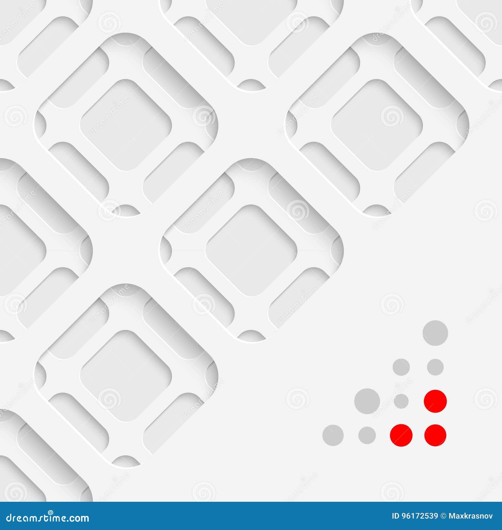 Fond Abstrait De Carte Visite Professionnelle Papier Peint Gomtrique Vecteur Avec Lespace Copie Conception Graphique Minimale Blanche