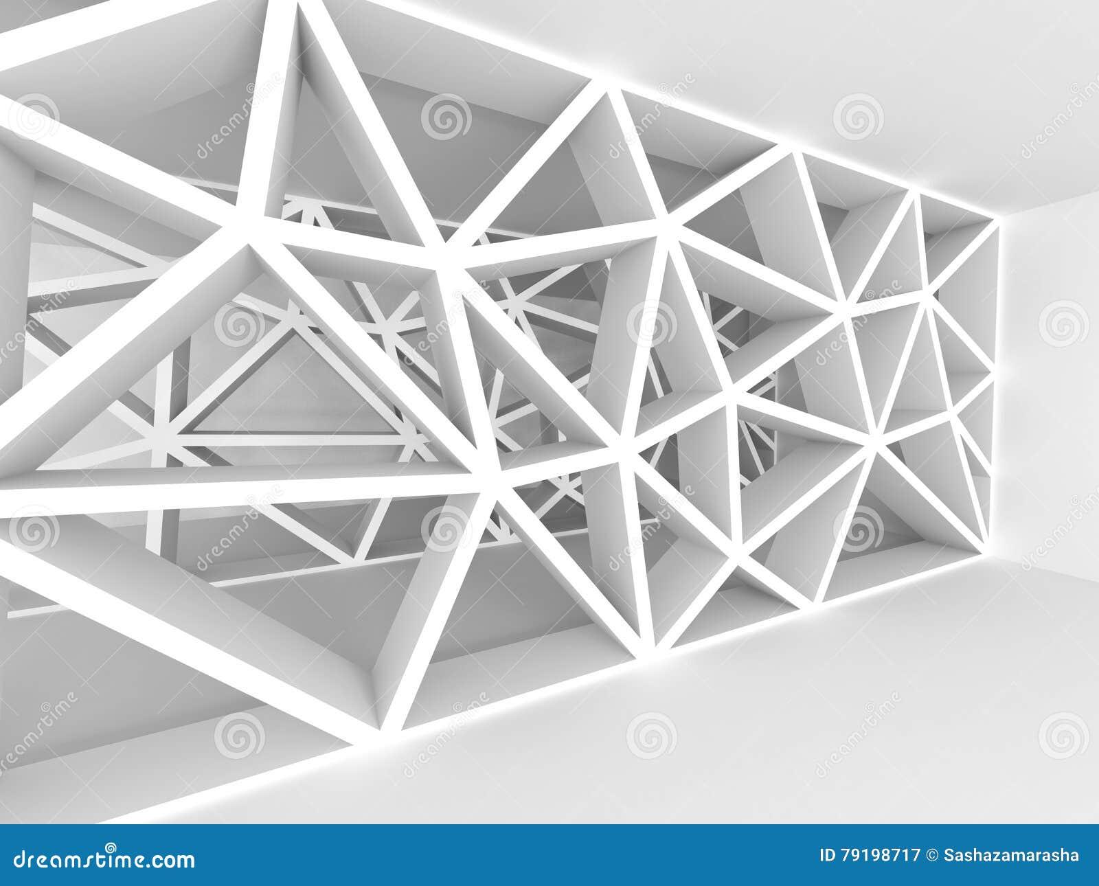 Fond abstrait de construction de conception d architecture
