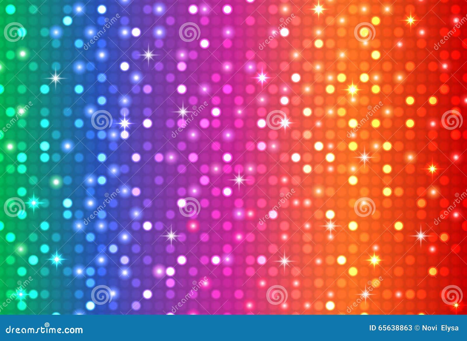 Fond abstrait de couleur d arc-en-ciel