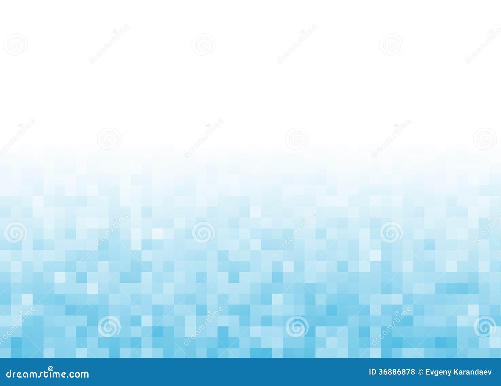 Fond abstrait de pixel de gradient