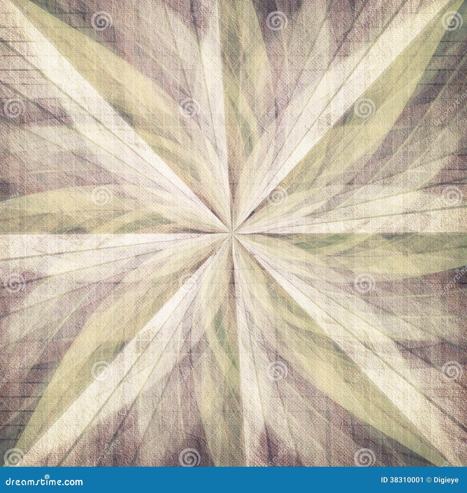 Fond abstrait de rosette