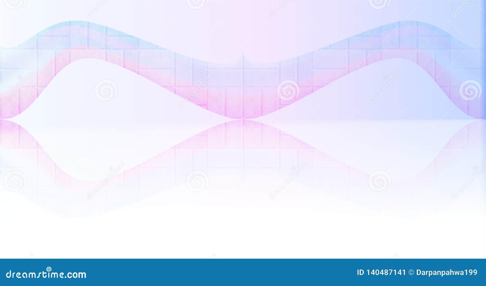 Fond abstrait de texture de vecteur avec l effet en verre 013