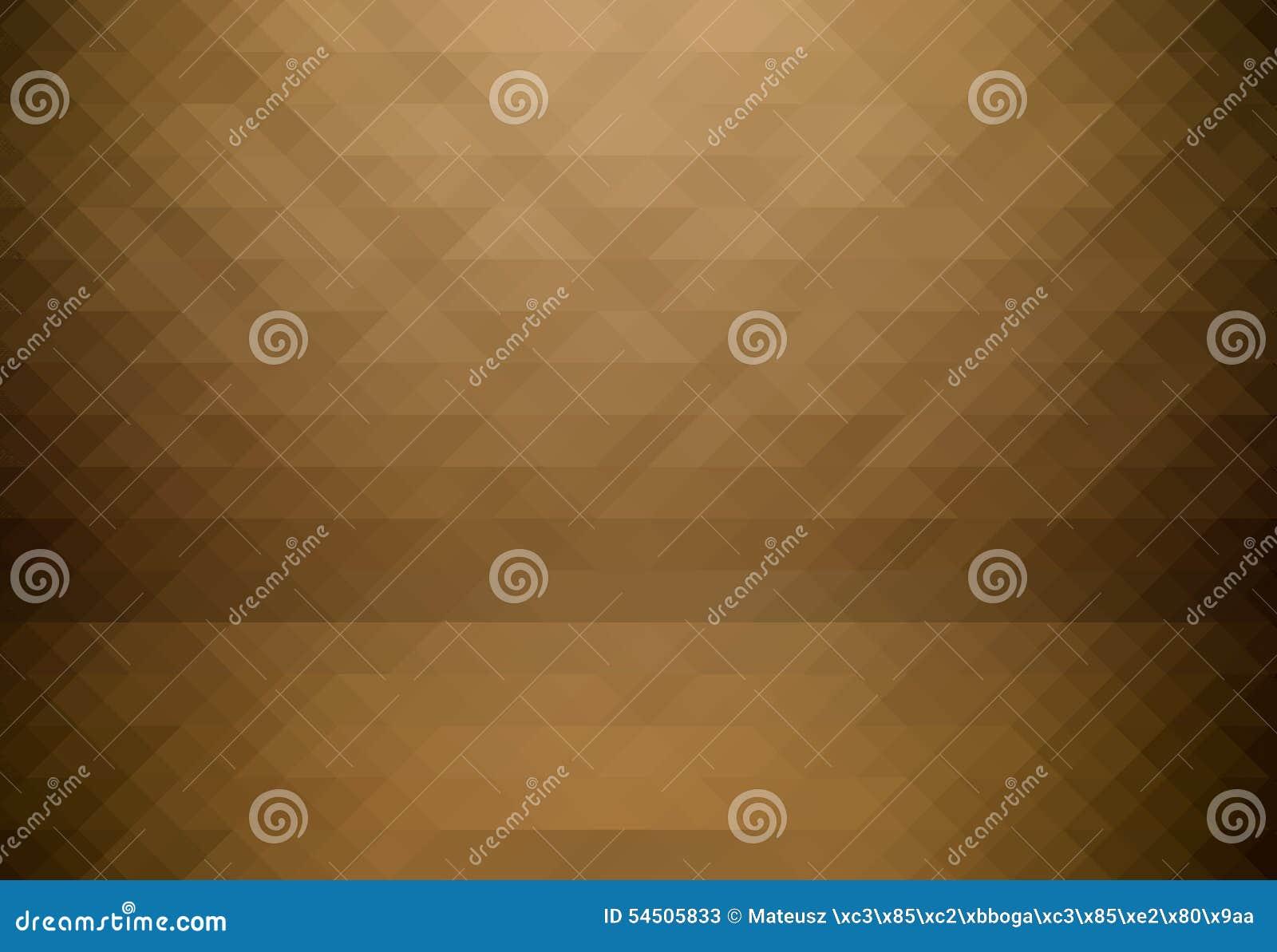 Fond abstrait de triangles