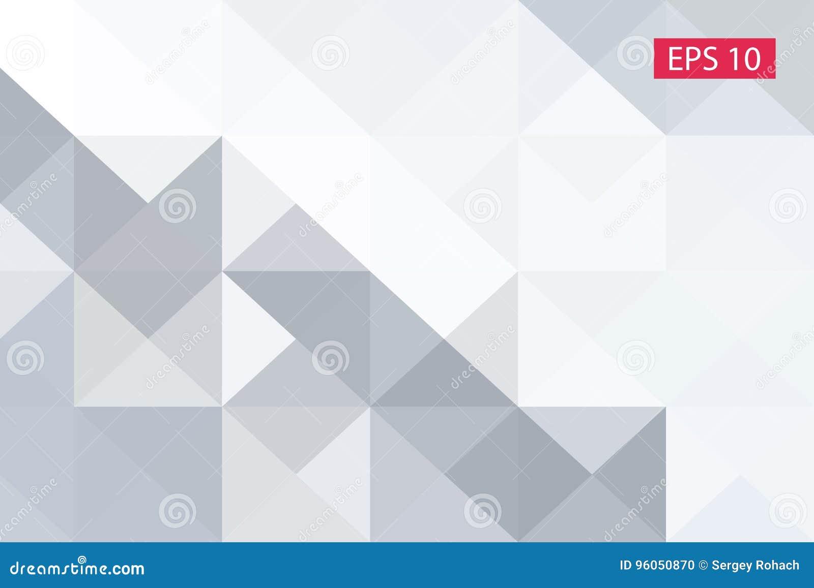 Fond abstrait, des polygones, fond géométrique de triangle, illustration, modèle léger, te triangulaire