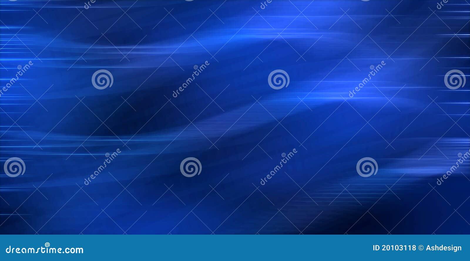 Fond abstrait ondulé bleu de dessin d image