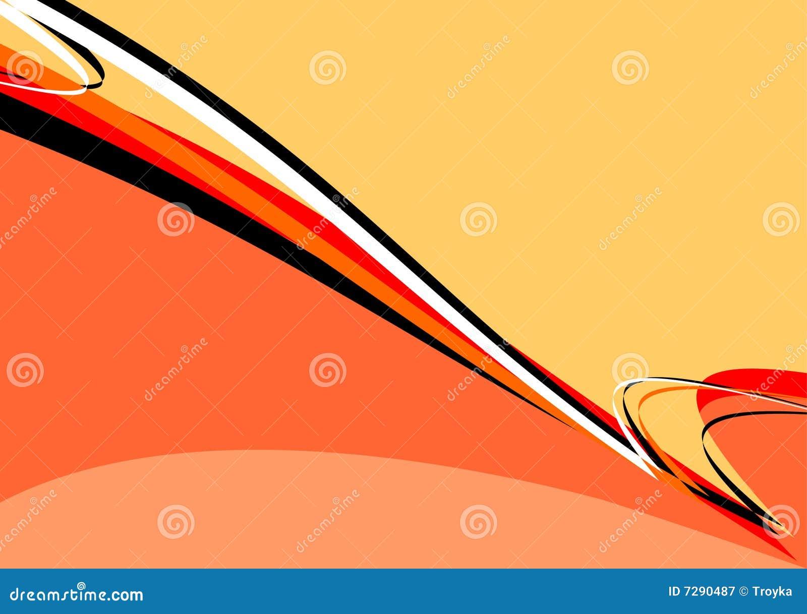 fond abstrait orange rouge jaune photographie stock libre de droits image 7290487. Black Bedroom Furniture Sets. Home Design Ideas