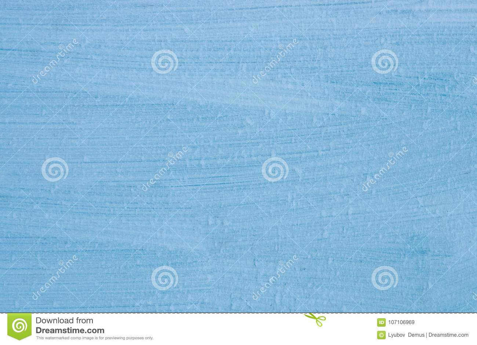 Fond abstrait, texture en métal, rayures, peinture bleue et couvert de gel,