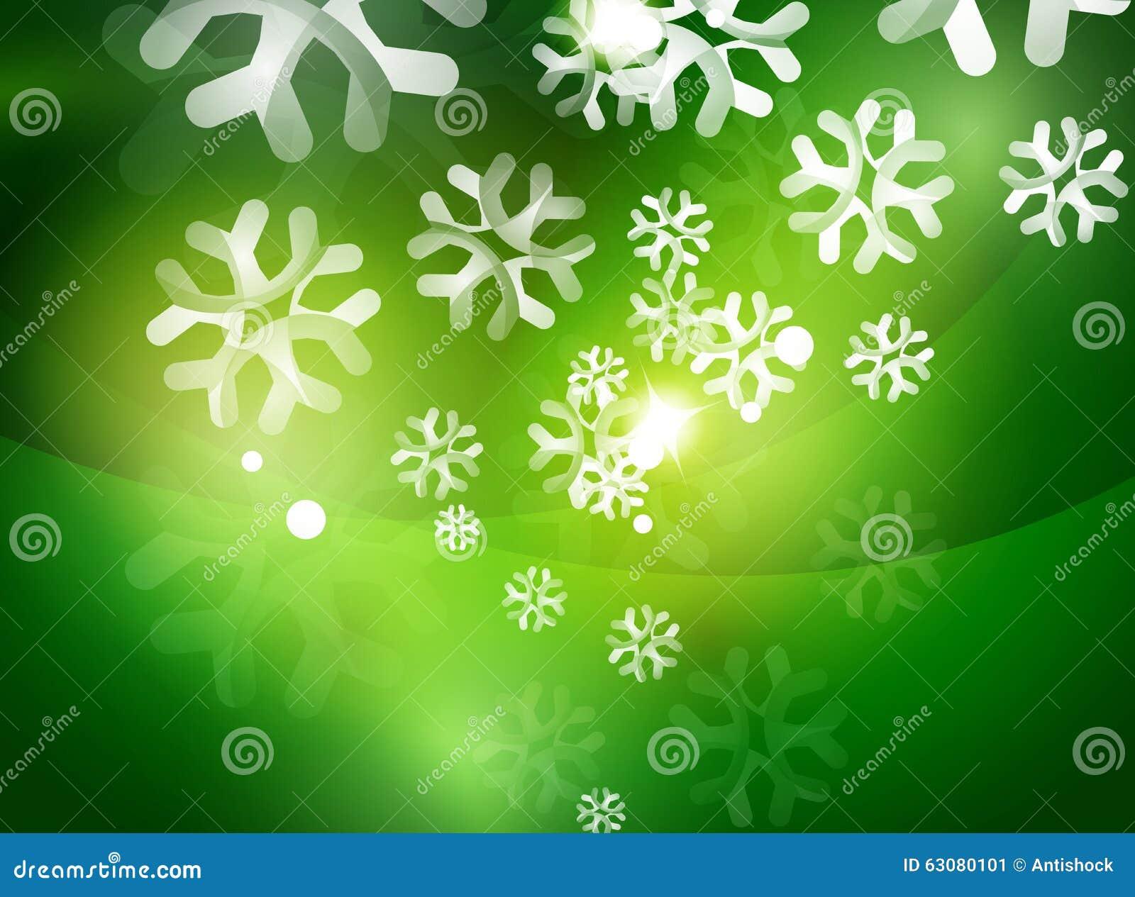 Download Fond Abstrait Vert De Noël Avec Le Blanc Illustration de Vecteur - Illustration du vacances, janvier: 63080101