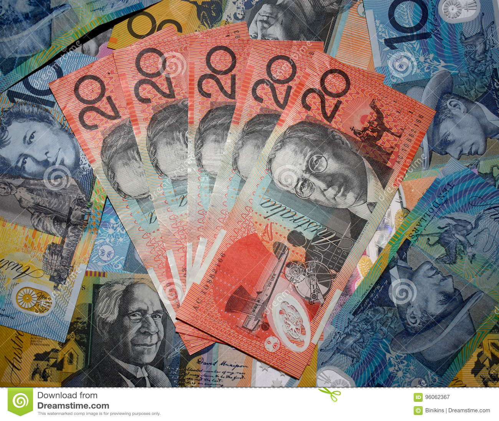 Fond australien de devise
