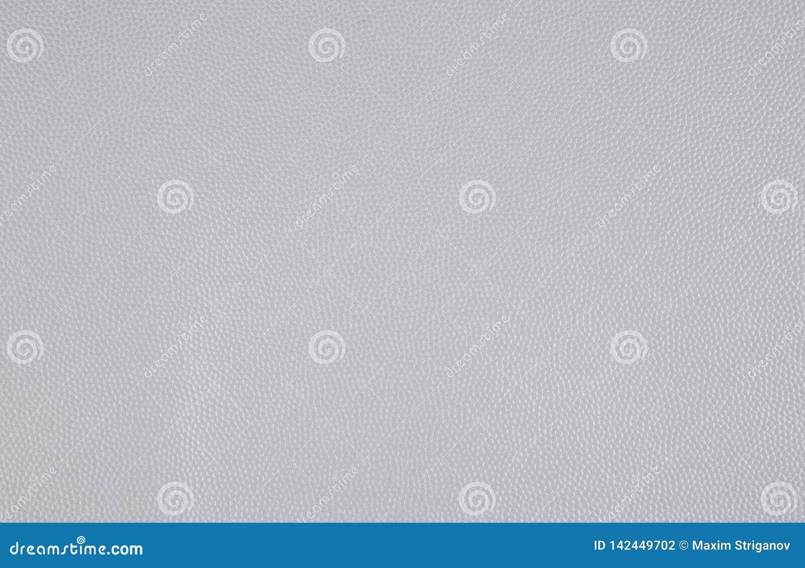 Fond avec le similicuir gris, fin, image de photo de petit †de grain «