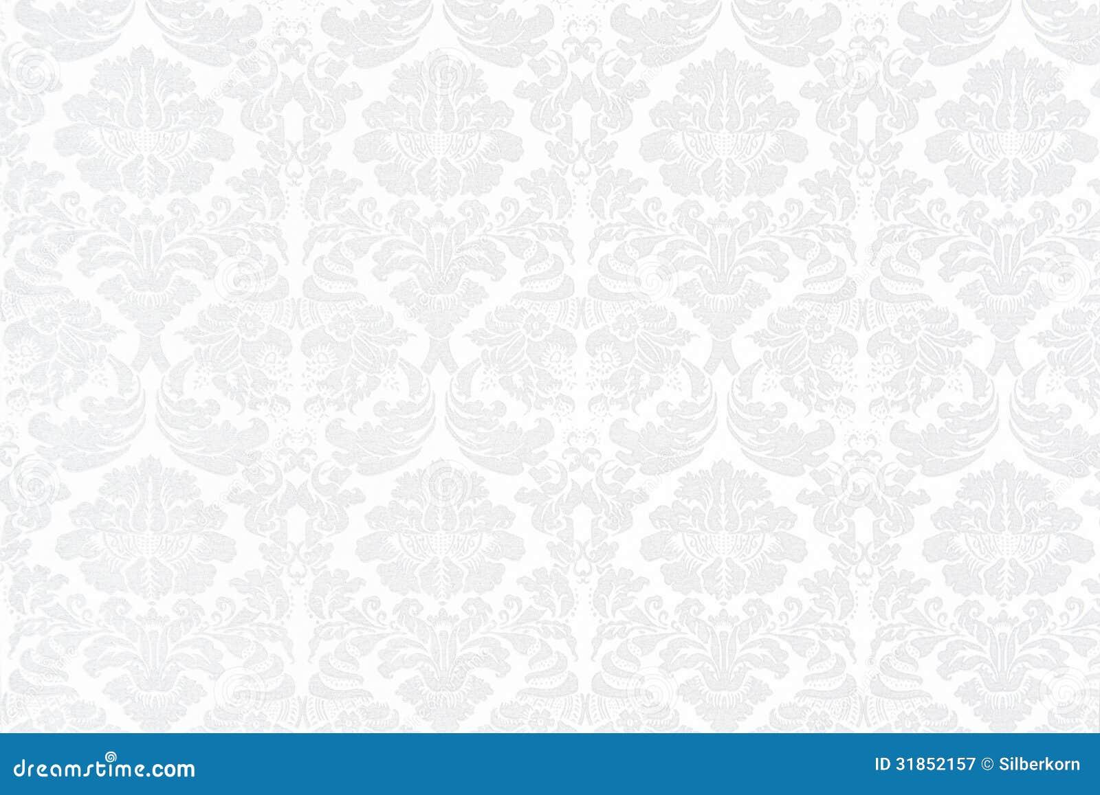 fond baroque blanc photographie stock libre de droits. Black Bedroom Furniture Sets. Home Design Ideas