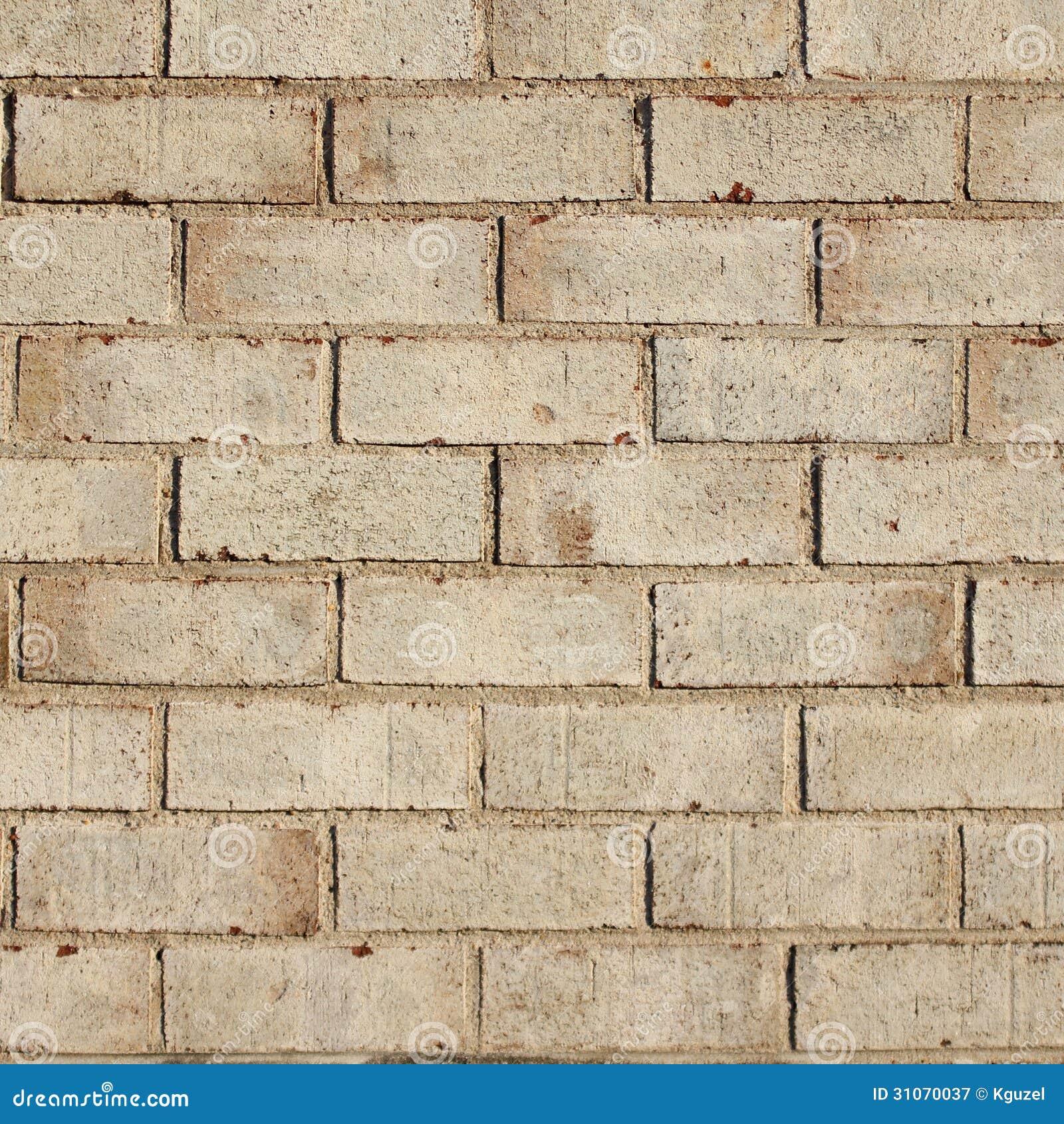 fond beige de mur de briques texture image stock image du gris abstrait 31070037. Black Bedroom Furniture Sets. Home Design Ideas