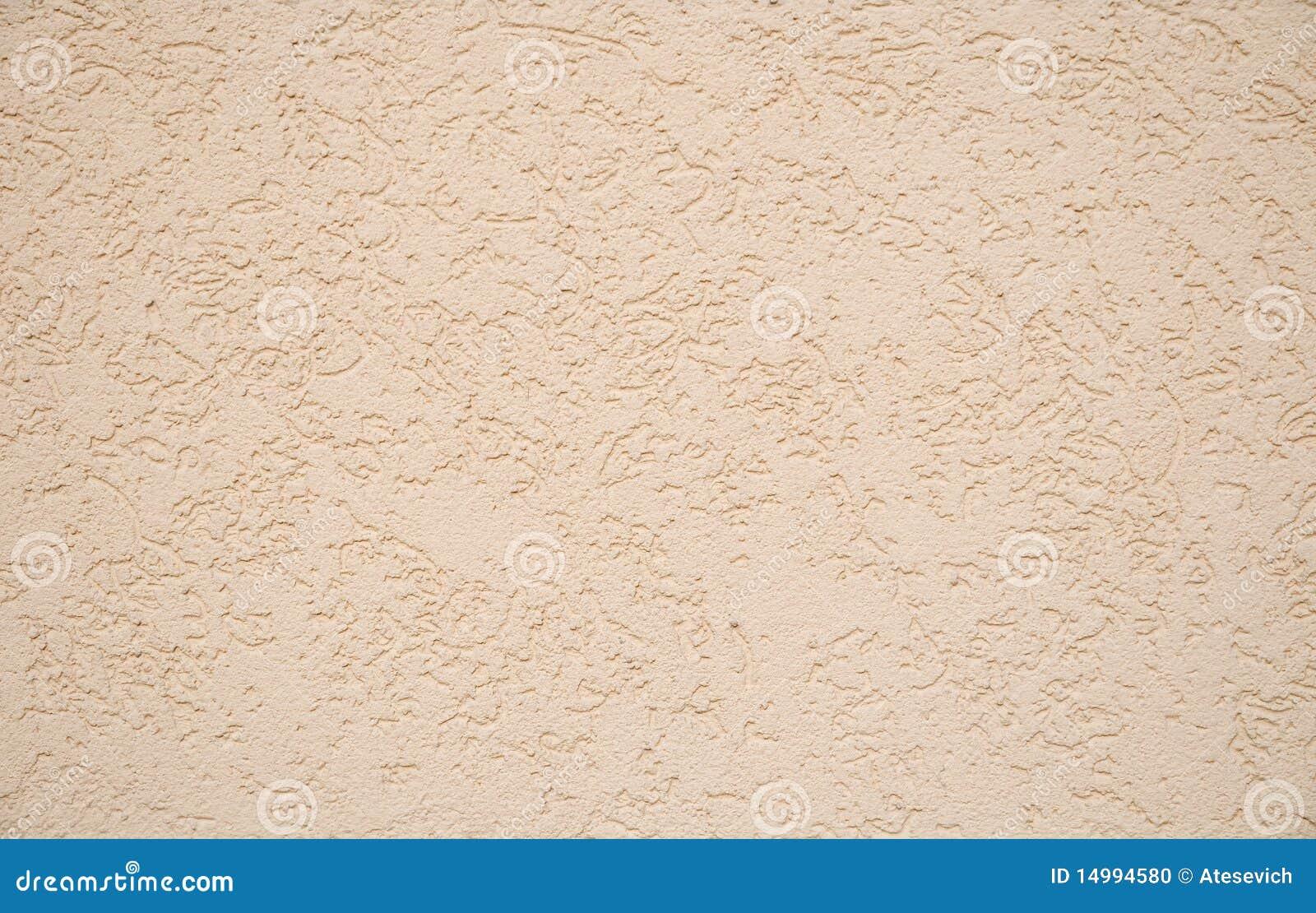 fond beige granuleux de mur photo stock image 14994580. Black Bedroom Furniture Sets. Home Design Ideas