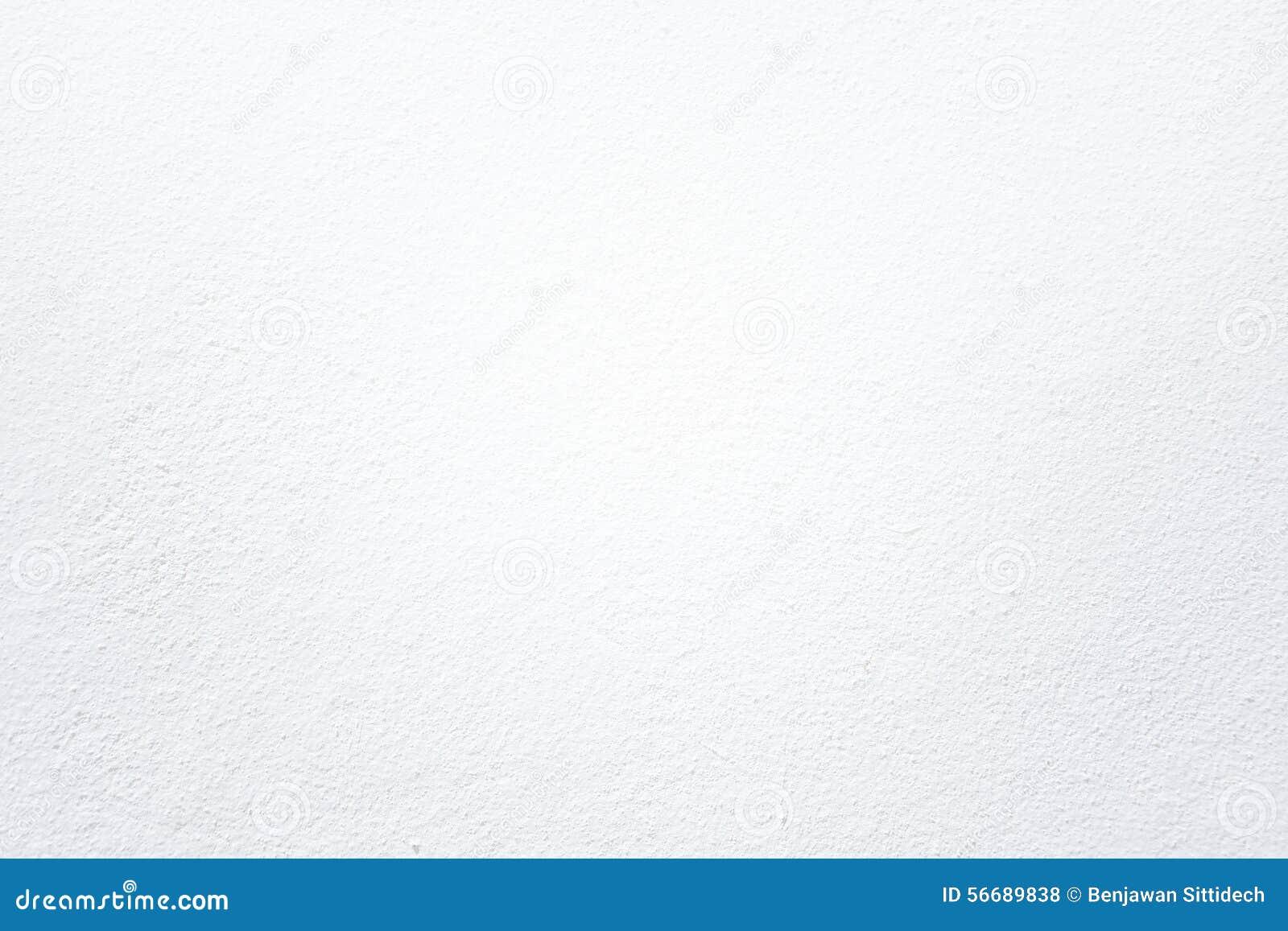 Fond blanc de texture de mur de plâtre