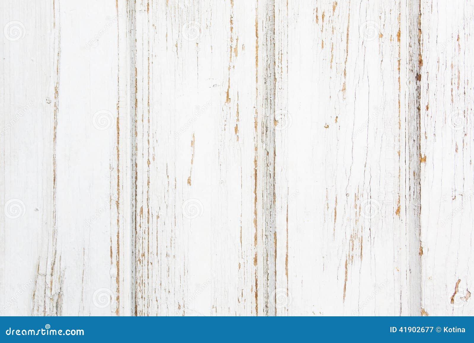 fond blanc de texture de vieille planche en bois image. Black Bedroom Furniture Sets. Home Design Ideas