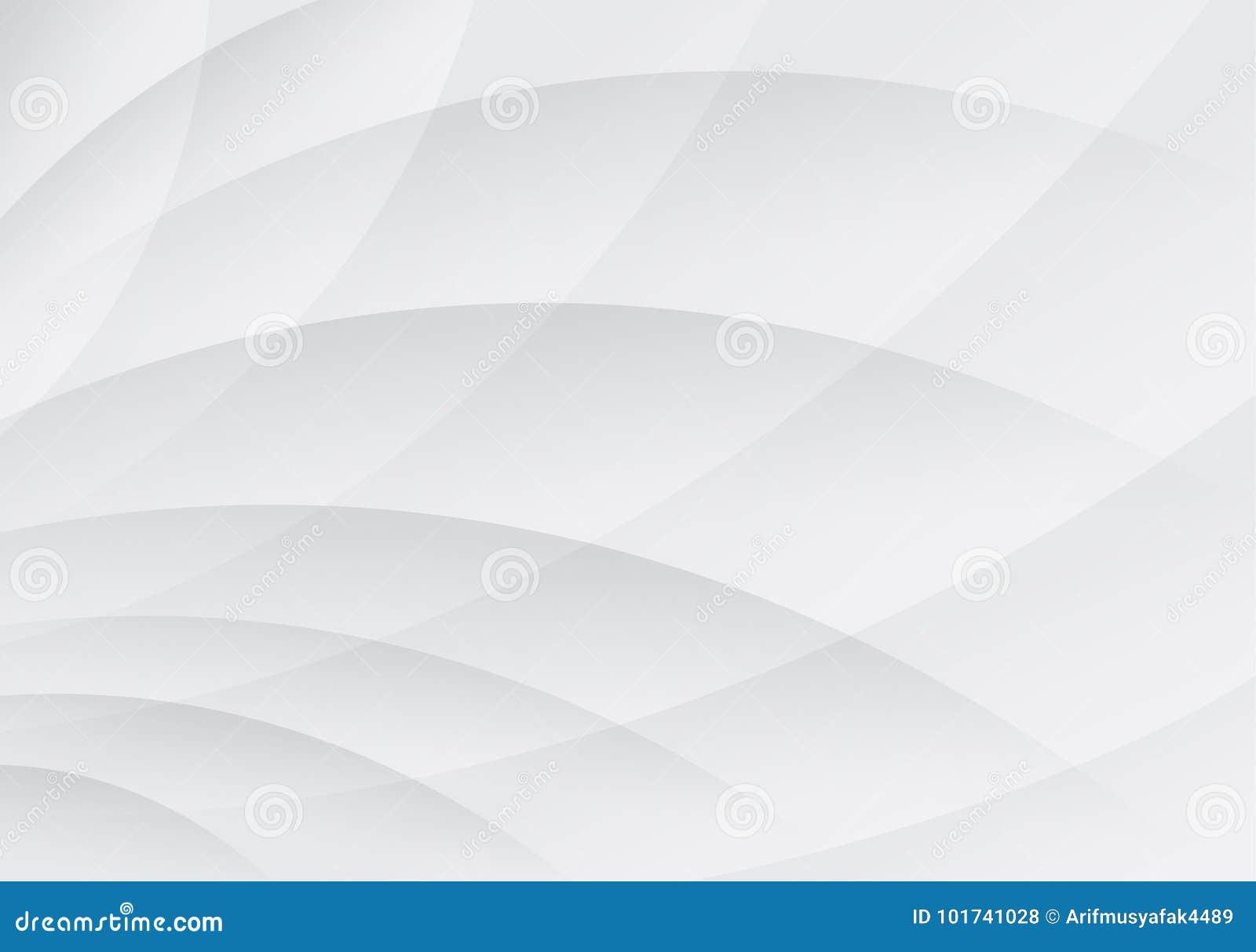 Fond blanc et gris géométrique de couleur