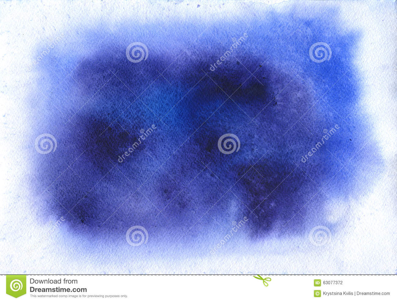 Download Fond Bleu Abstrait D'aquarelle L'espace Illustration Stock - Illustration du blanc, concepts: 63077372