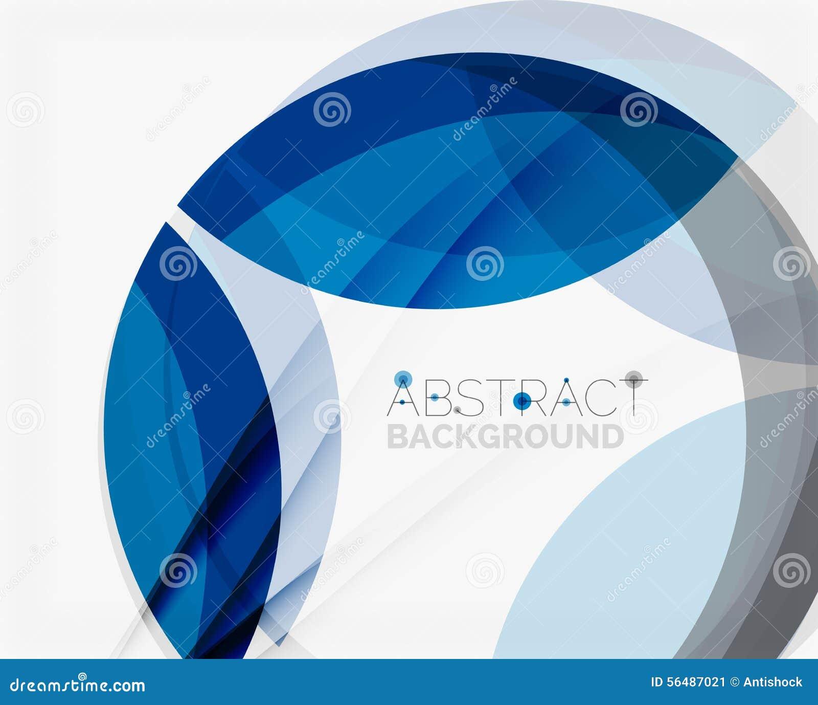 Fond bleu d entreprise de vague pour vos affaires