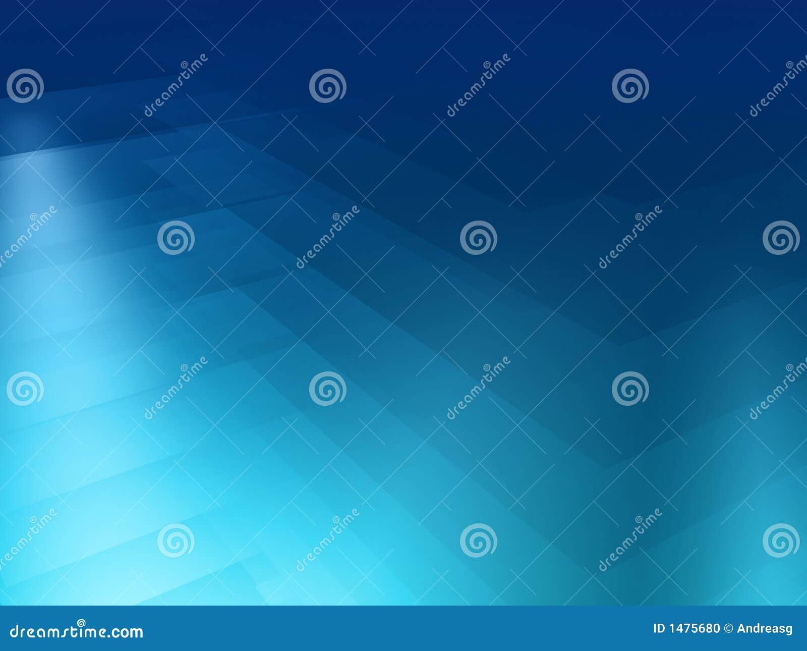 Fond bleu de spectre