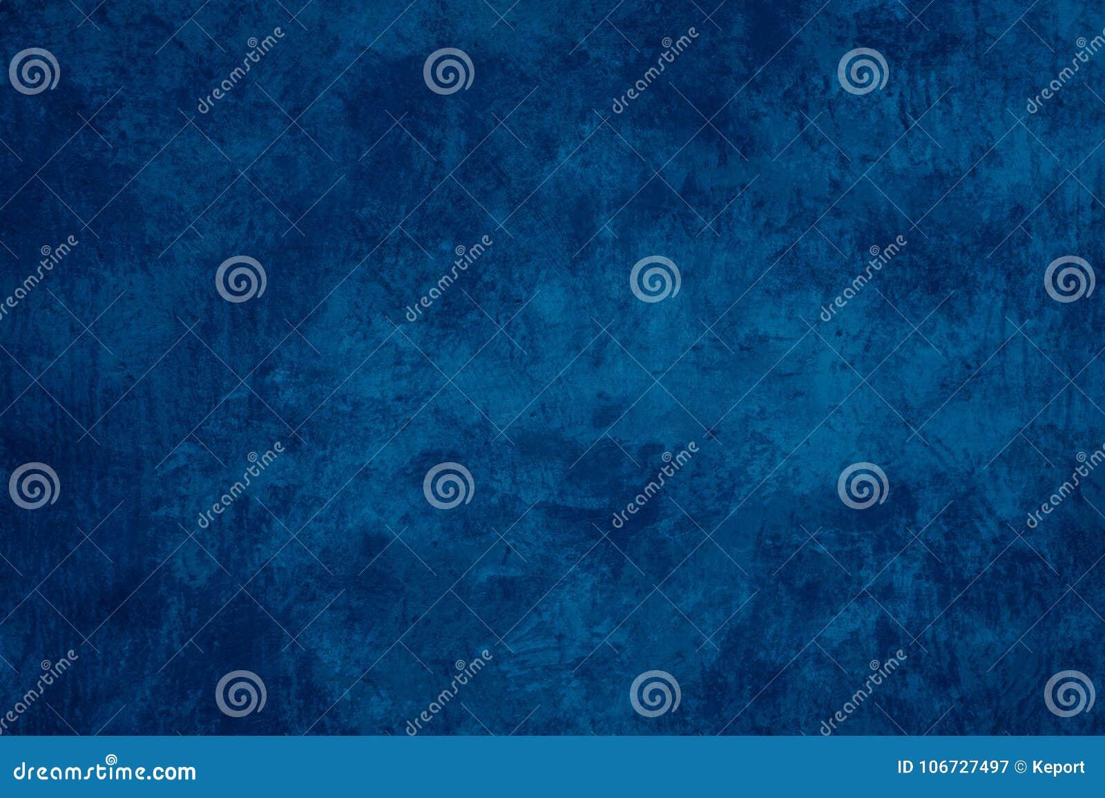 Fond Bleu Fonce Inegal De Texture Image Stock Image Du Brouillon
