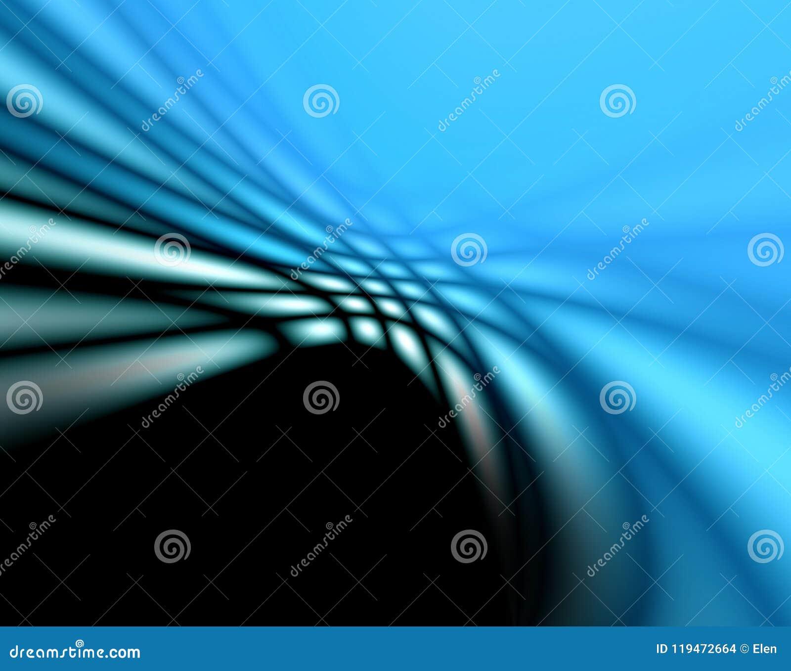 Fond bleu mou abstrait pour la conception