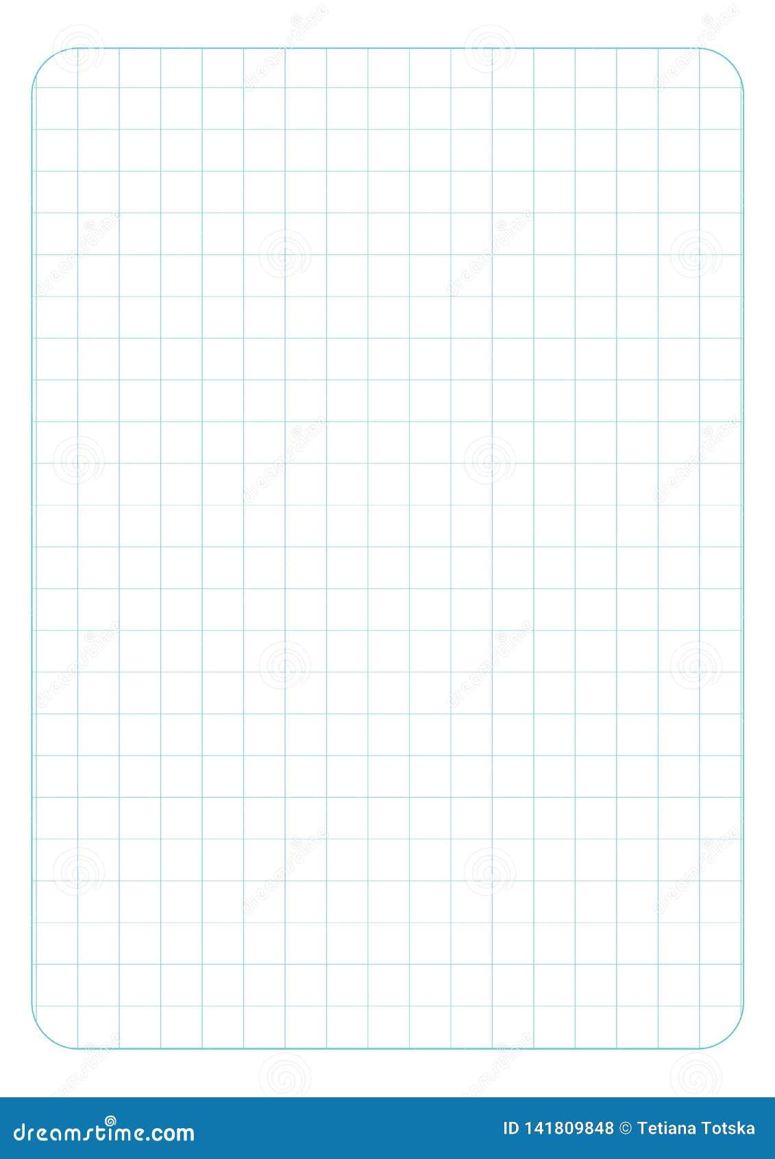 Fond carré de grille Illustration de vecteur avec amour