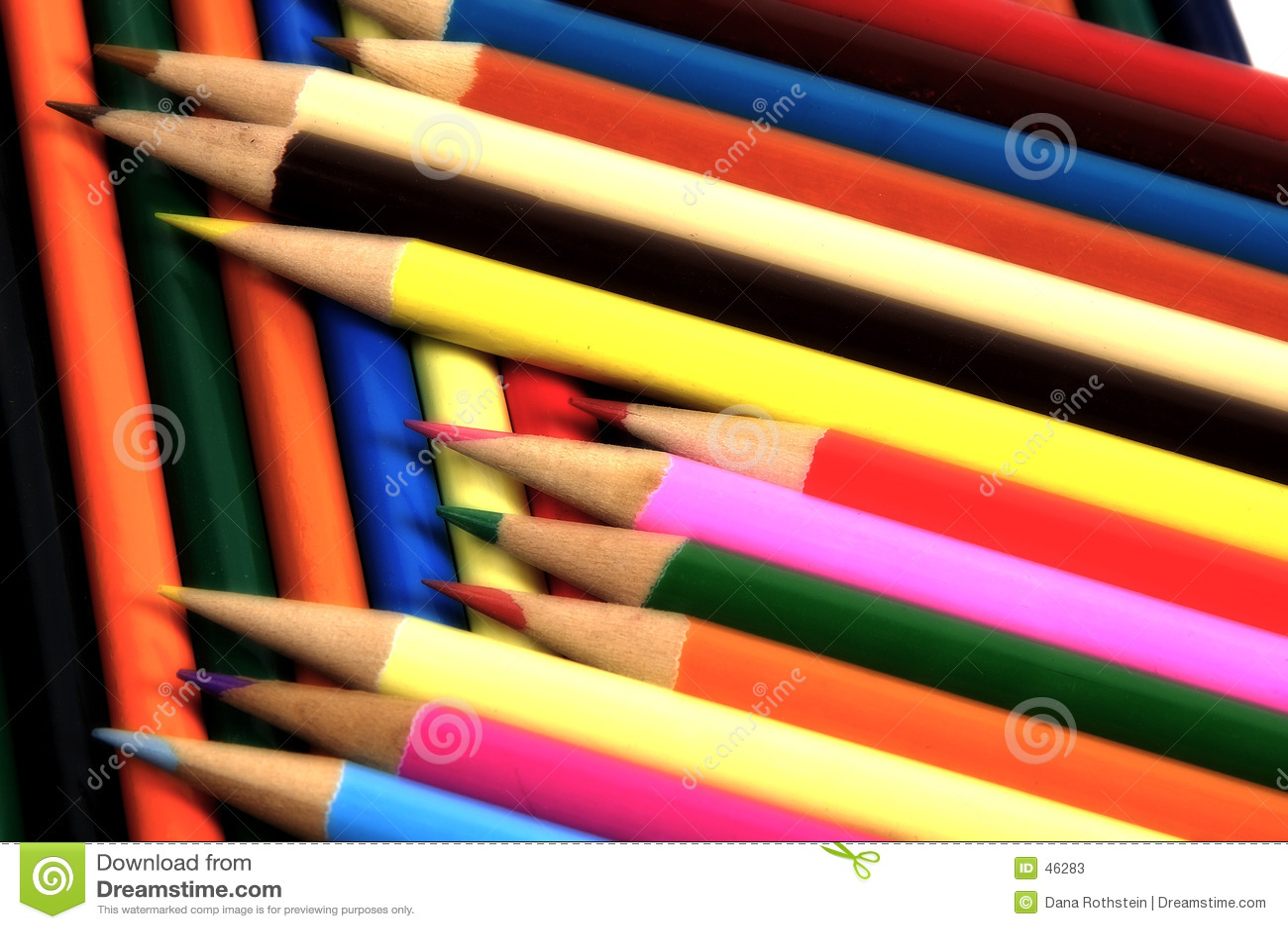 Fond coloré