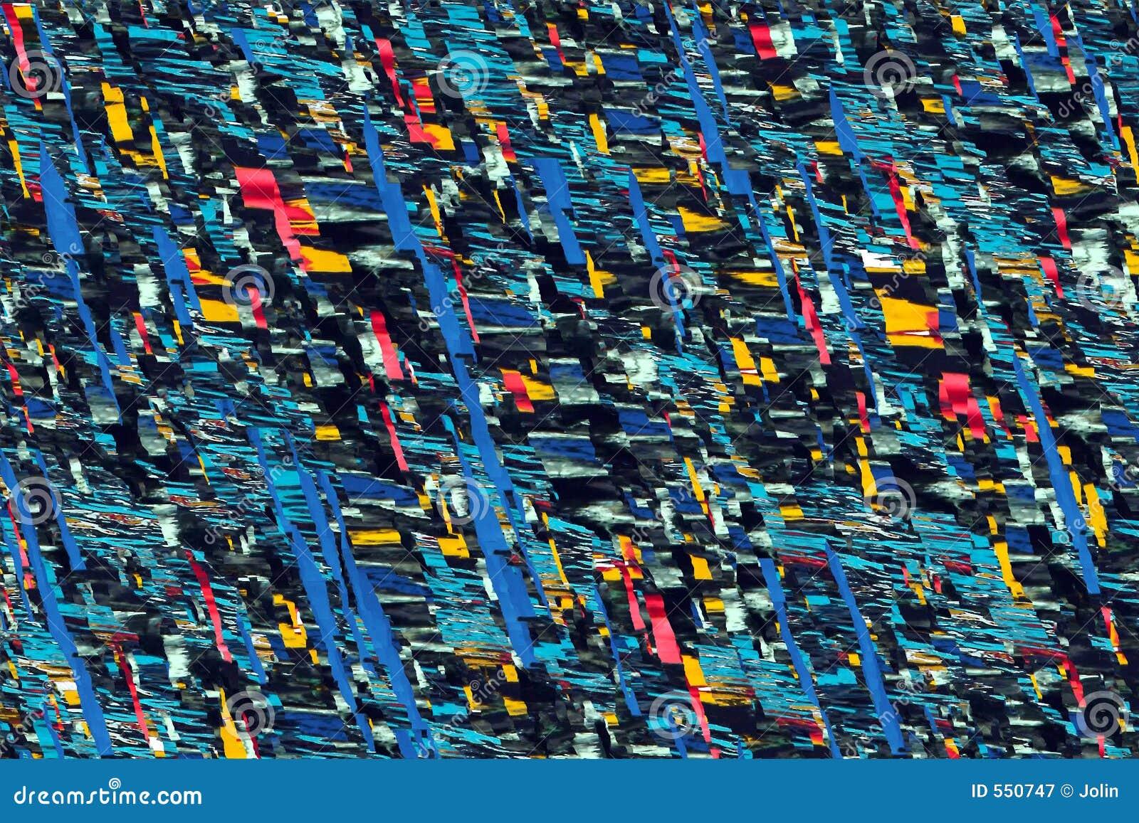 Fond coloré de tissu