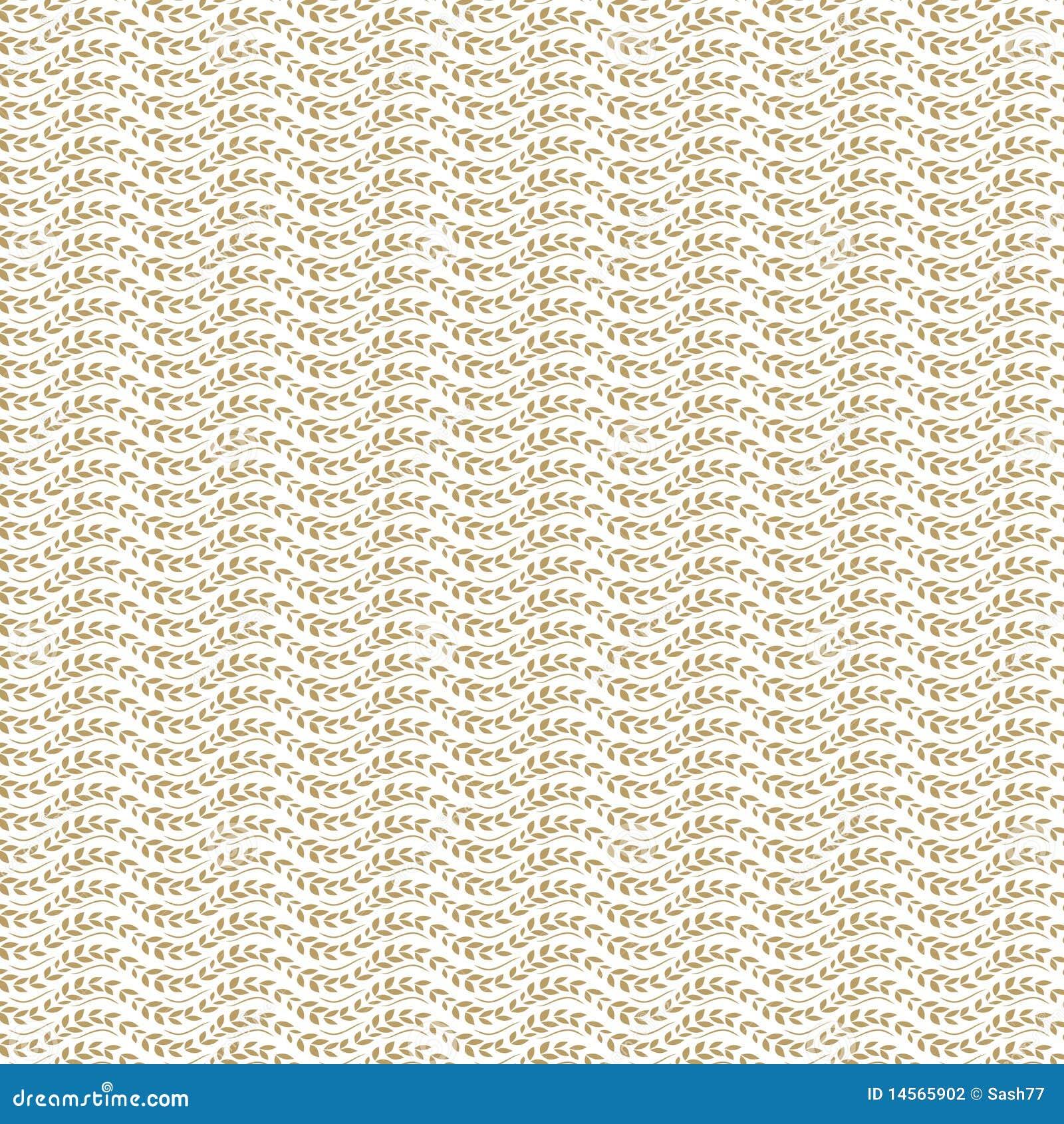 Fond créateur d onde de blé