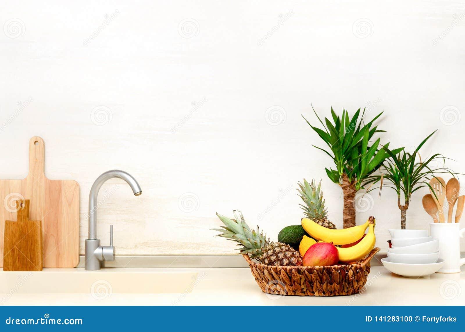 Fond Culinaire De Cuisine D\'été Photo stock - Image du ...