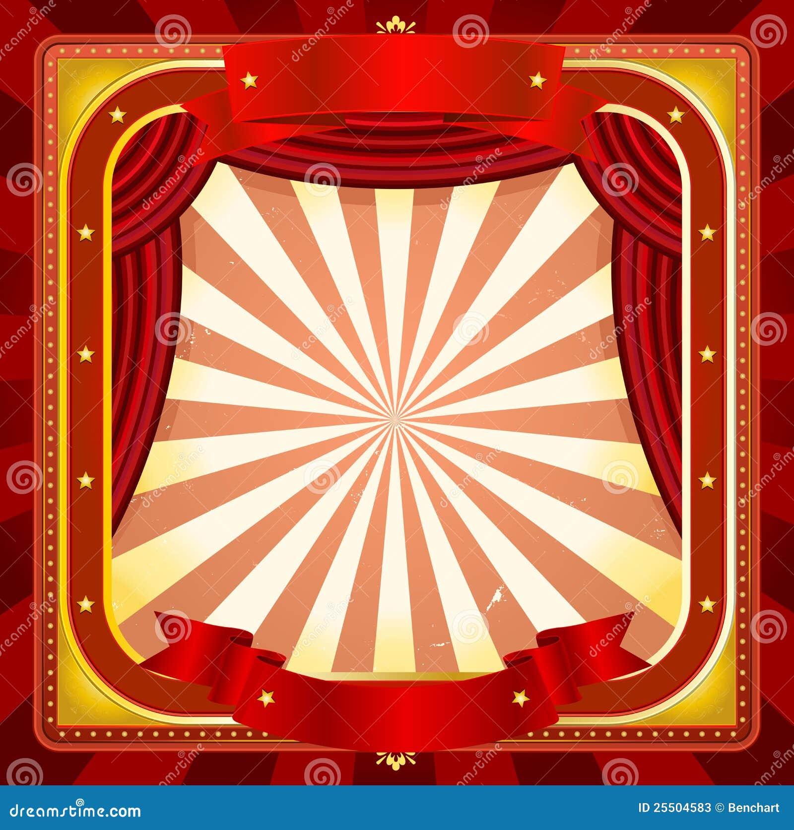 Fond d 39 affiche de trame de cirque photos stock image for Fond affiche gratuit