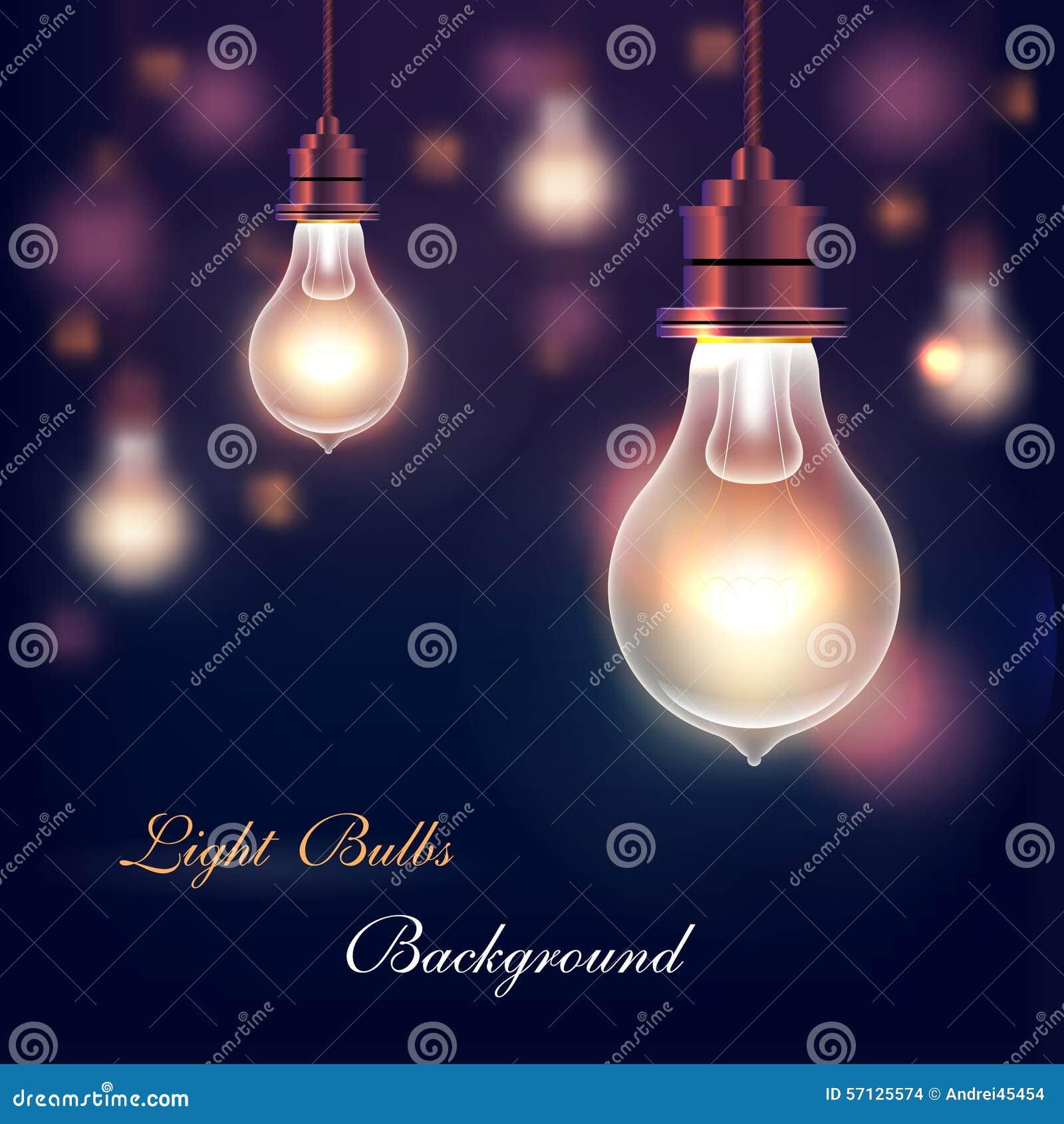 Fond d ampoules