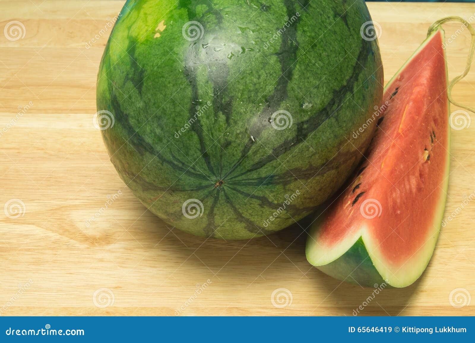 Fond de blanc de pastèque