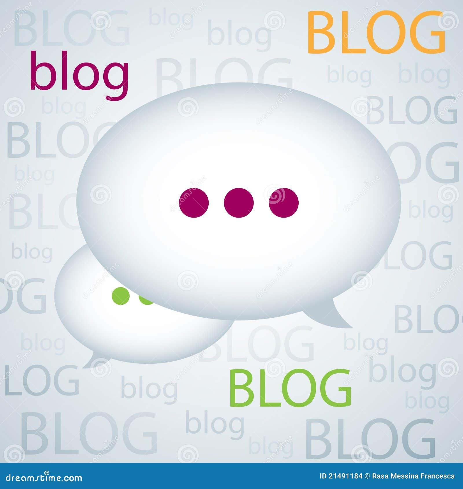 Fond de blog