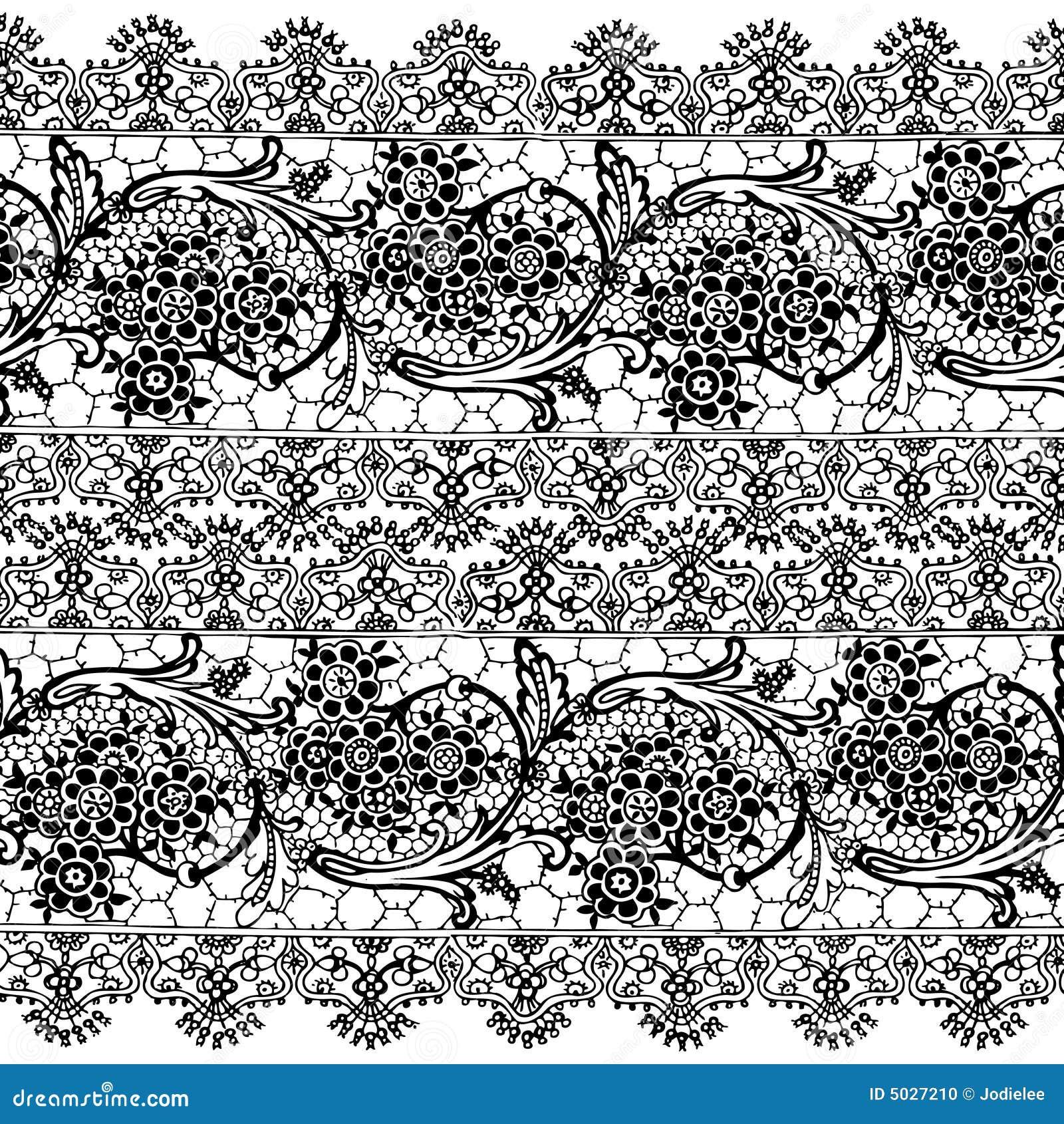 Fond de Bohème gitan floral de type