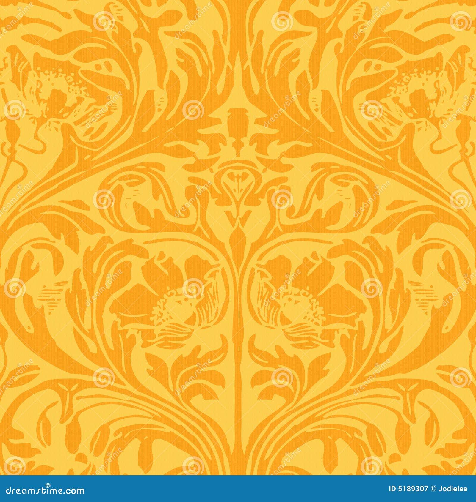 Fond de Bohème gitan floral génial de type